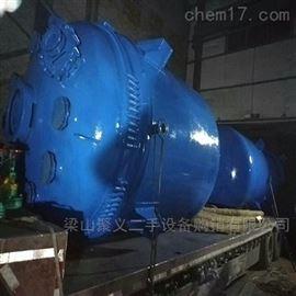 化工8吨二手反应釜购销厂家