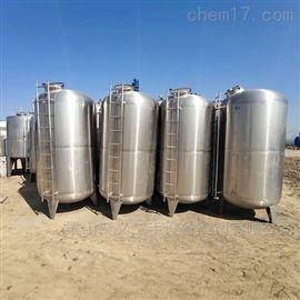 食品液体耐腐蚀不锈钢储罐购销厂家