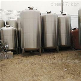 二手3吨不锈钢储罐多种型号