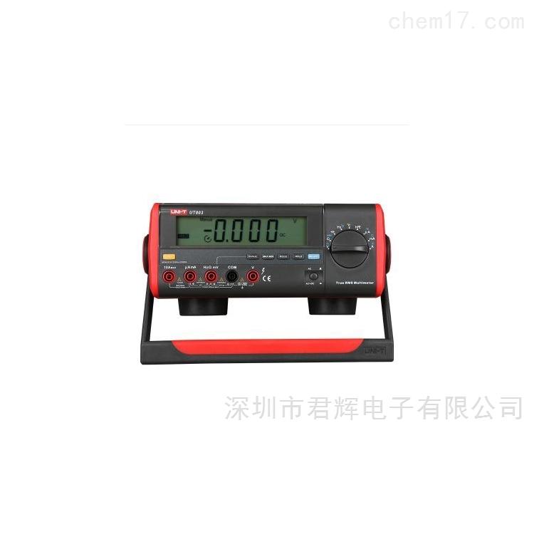 UT803数字万用表