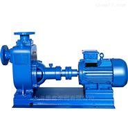 无堵塞自吸式污水提升泵