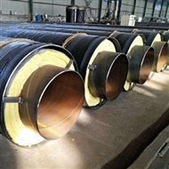 DN900预制钢套钢直埋保温管的优势