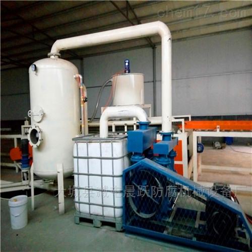 硅岩板设备  硅质聚苯板生产线