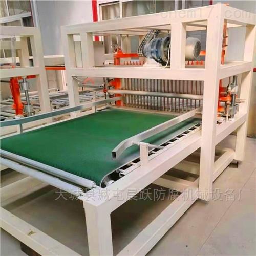 新型水泥基匀质板切割机成套设备价格
