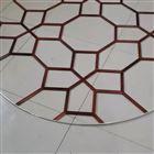 中空玻璃隔条仿古装饰条圆弧型制作