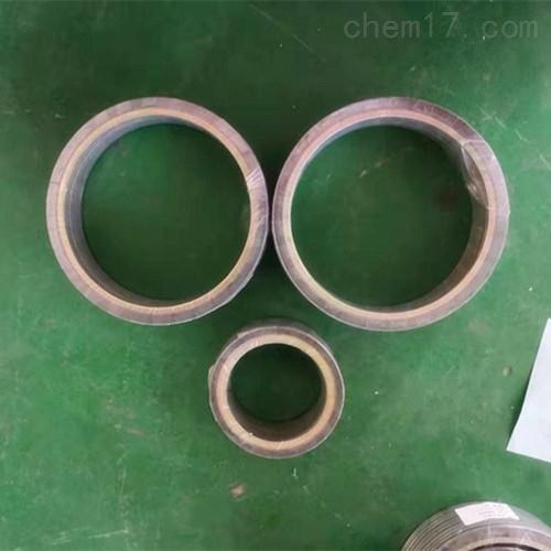 耐高压316材质金属石墨缠绕垫片实体厂家