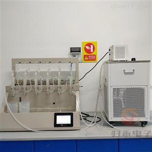 郑州氨氮自动化蒸馏装置型号GY-ZNZLY-6