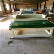 全自动砂浆岩棉复合板生产线操作原理