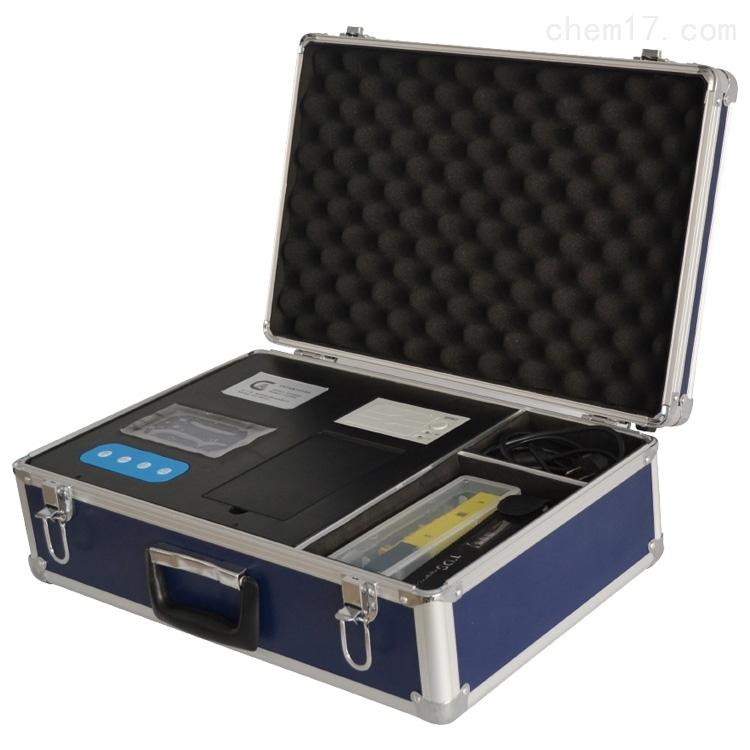 多参数水质综合测定仪