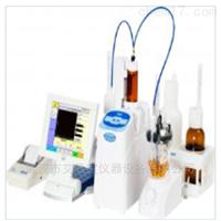 MKH-700混合法卡尔费休水分测定仪