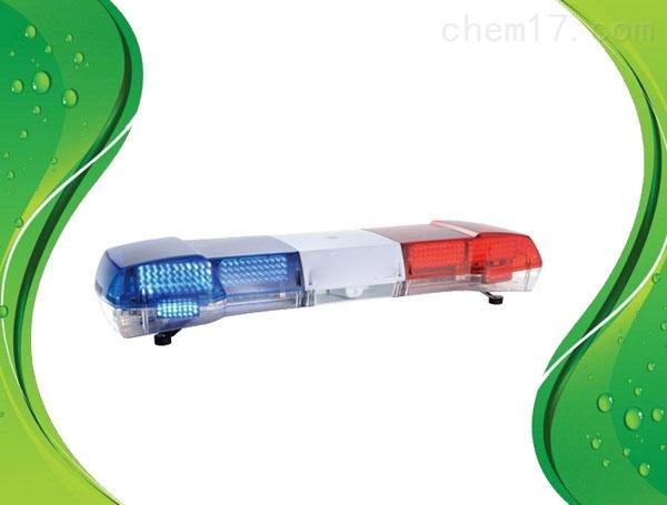 工程车顶治安巡逻长排警示灯交通执法车警灯