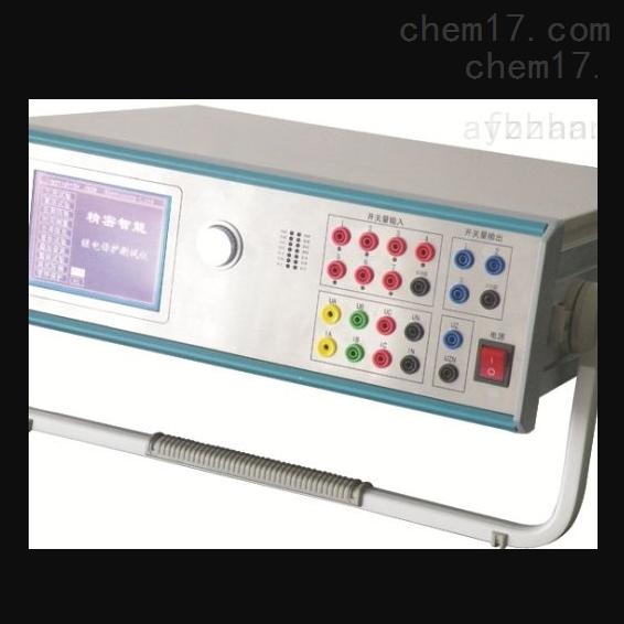微机继电保护是测试仪