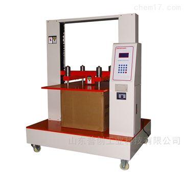 B600全自动数显式瓦楞纸箱抗压仪