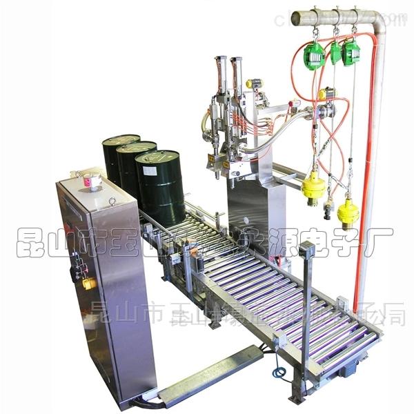 30kg防爆硫酸液体灌装机