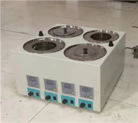 SHJ-4D(4孔)磁力搅拌恒温水浴锅