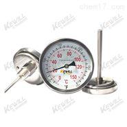 軸向雙金屬溫度計石油行業專用