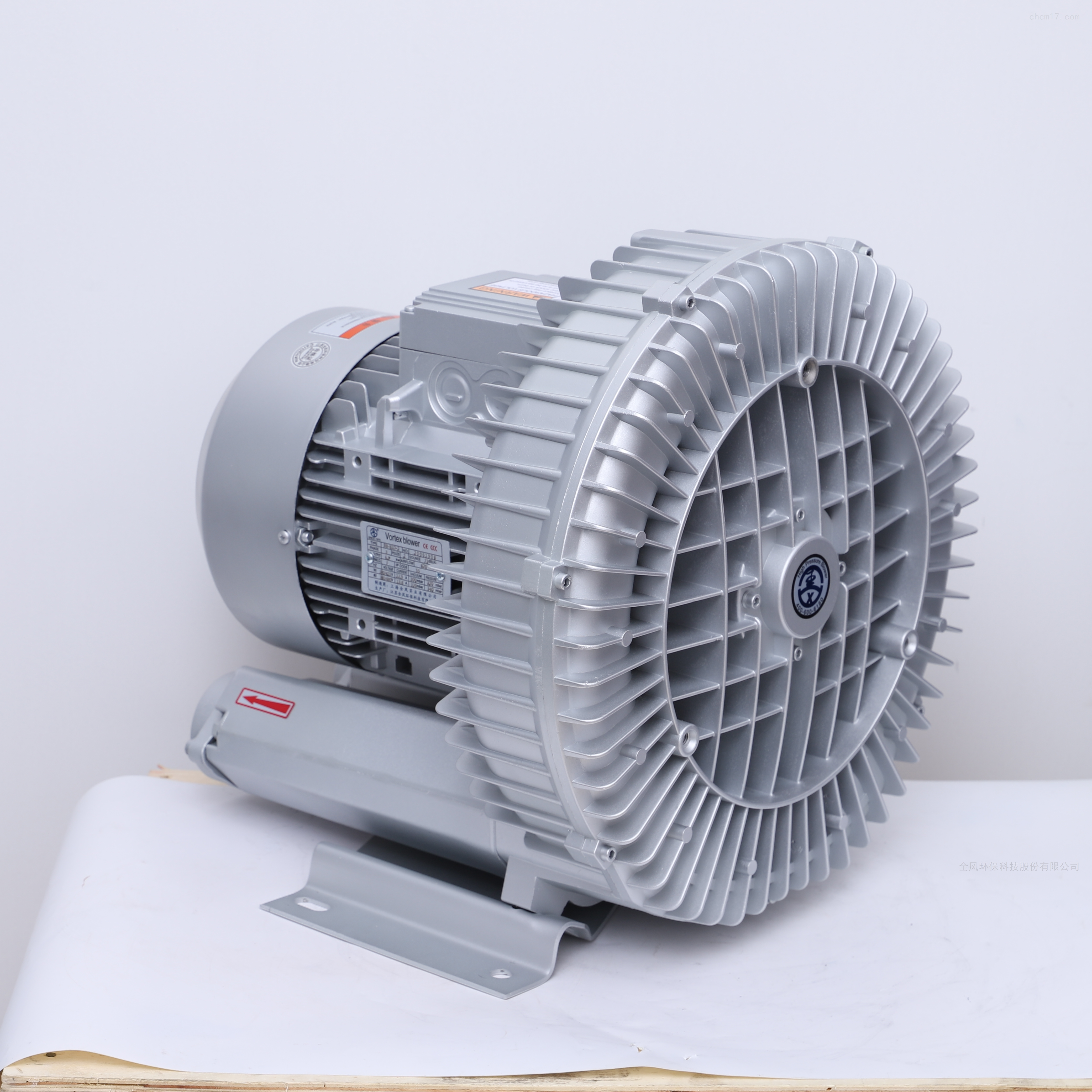 印染纺织染整高压风机旋涡气泵