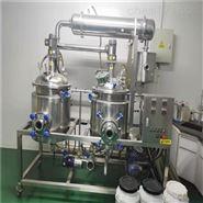 黑蒜素提取二手多功能提取浓缩机组