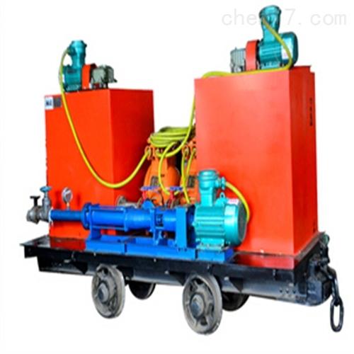 煤矿用移动式防灭火注浆装置