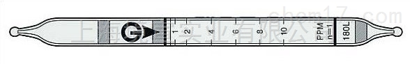 Gastec便携式气体检测管N,N-二乙基二醇胺检测管((C2H5)NCH2CH2OH)