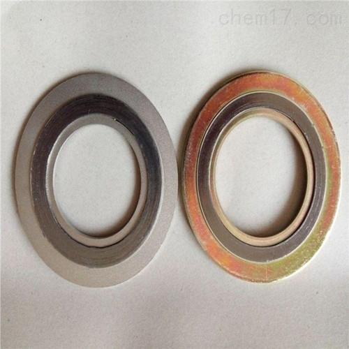 DN100換熱器用金屬石墨纏繞墊片近期報價