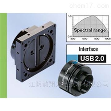 具有USB 2.0接口的智能線性掃描相機