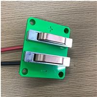 AGV 充电 接触式充电 在线充电 充电方案