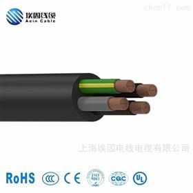 美标UL62标准 埃因耐温耐寒SOOW橡胶电缆