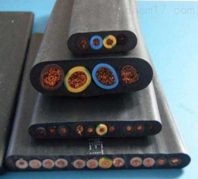 YFVB 热塑弹性耐曲挠扁平控制电缆