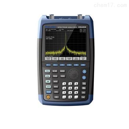 手持式頻譜分析儀