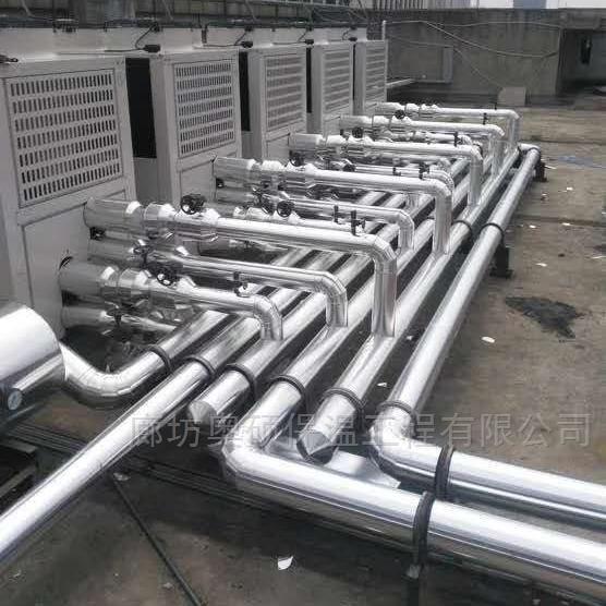 铝板硅酸铝保温安装工程