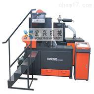 HXZYX-4全自动焦炭机械制球一体机
