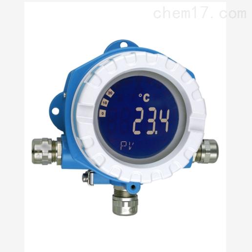E+H现场温度变送器