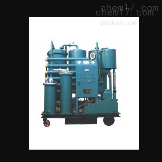 上海市承试电力设备高档多功能真空滤油机