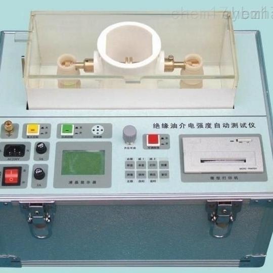 江苏省承试电力设备油耐压测试仪