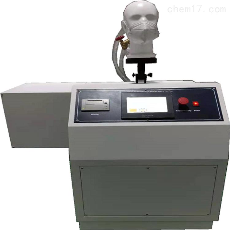 滤料呼吸阻力测试机