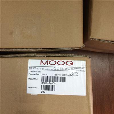 库存美国MOOG穆格伺服阀D661原装现货