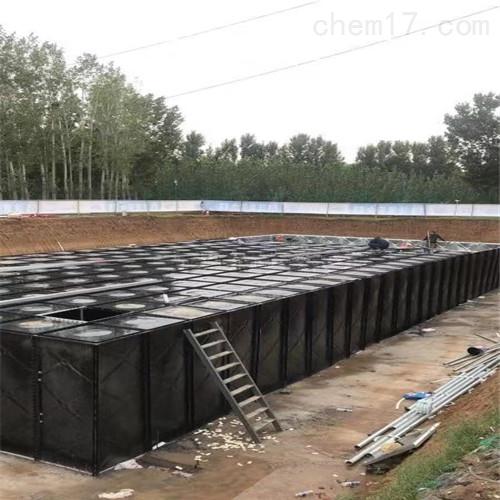 装配式sw大模块地埋水箱消防给水