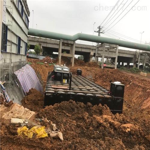 地埋一体化消防泵站增压原理