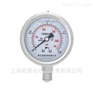 EB-YN-100Z不锈钢耐震压力表