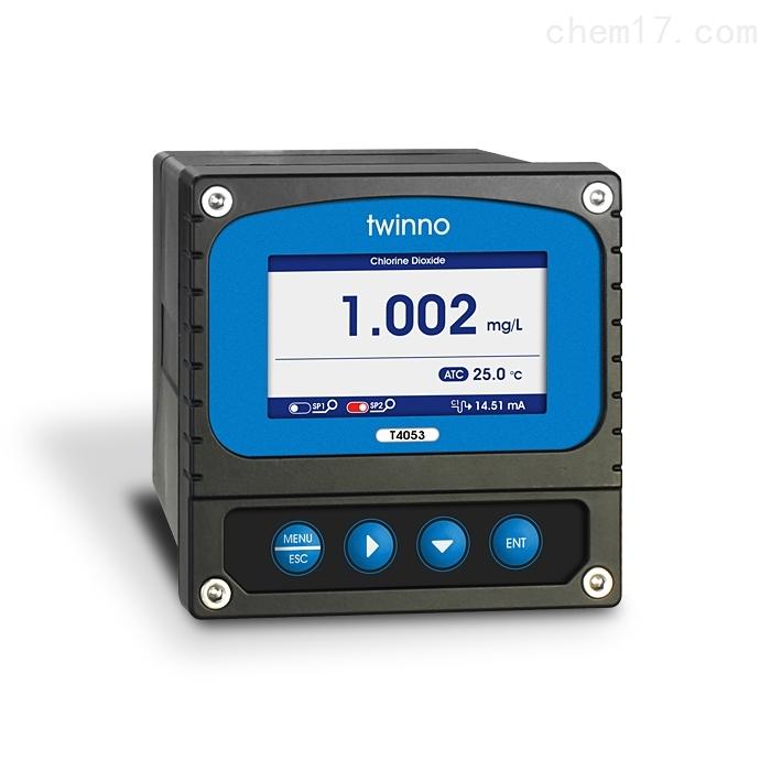 在线二氧化氯监测仪控制器