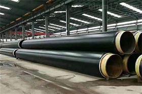 高品质聚氨酯预制保温管的接头方式,国标聚氨酯保温管的材质