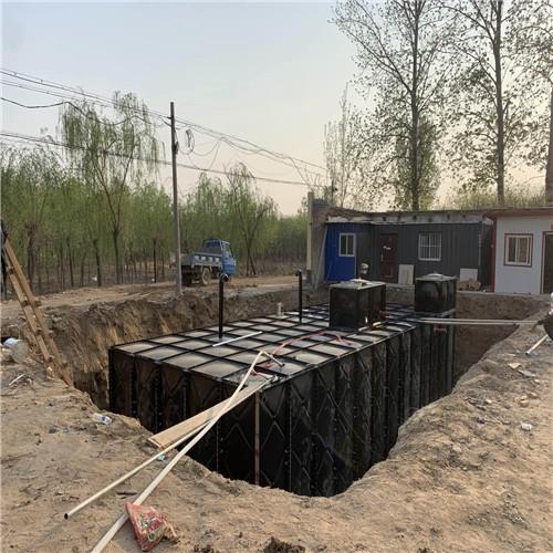 智慧消防设备BDF地埋复合水箱