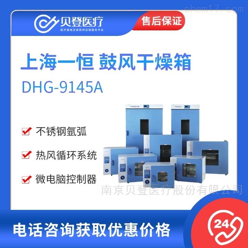 上海一恒 鼓风干燥箱 DHG-9145A