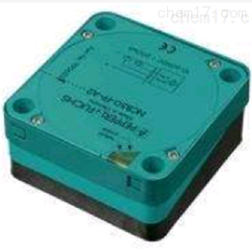 倍加福P+F圆柱形电感式传感器