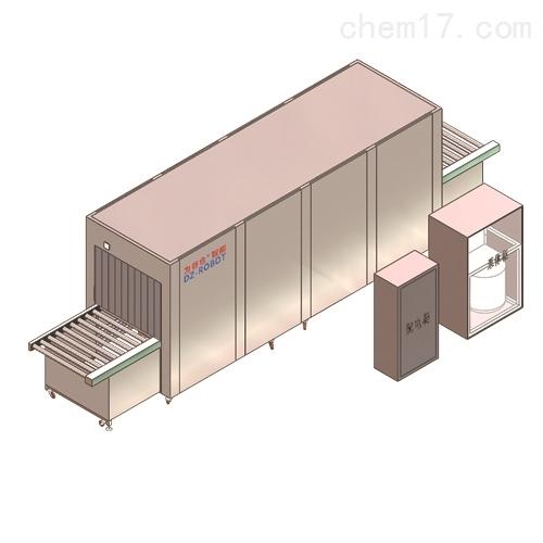 海关之星货物自动传送消毒机(冷链货物)