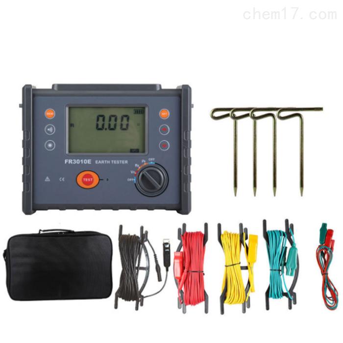 SG3010E土壤电阻率测试仪,防雷装置检测设备