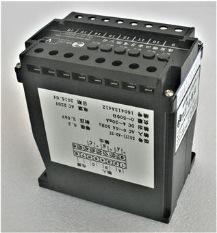 S3-AD 交流电压变送器