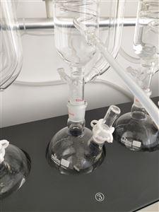 实验室氟化物水蒸气蒸馏装置