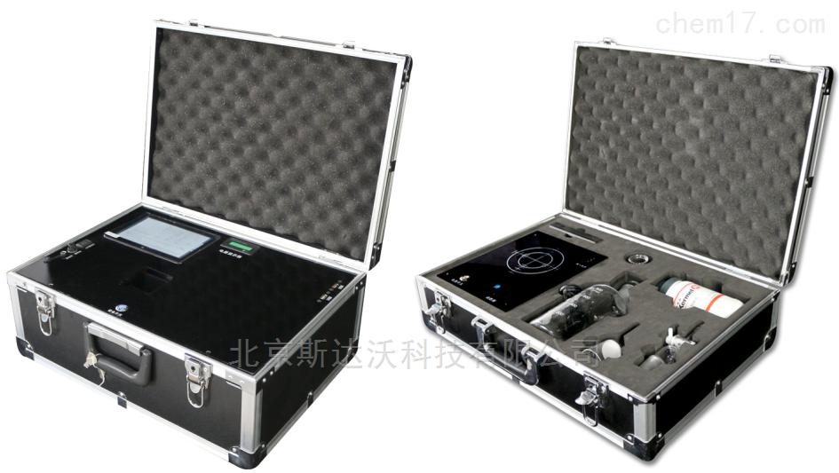 便携式红外分光测油仪SDW-191
